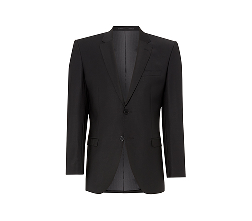 Black Slim Fit Short Jacket.jpg