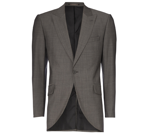 Silk Grey Short Jacket.jpg